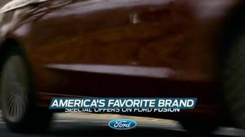 Ford Fusion TV Spot, 'The Switch: PJ' - Thumbnail 9
