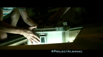 Project Almanac - Alternate Trailer 1