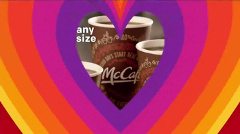 McDonald's McCafé Coffee TV Spot, 'Spread the Love' - Thumbnail 10