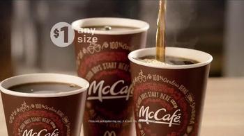 McDonald's McCafé Coffee TV Spot, 'Spread the Love' - Thumbnail 9