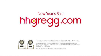 h.h. gregg New Year's Sale TV Spot, 'Kick Off the New Year' - Thumbnail 5