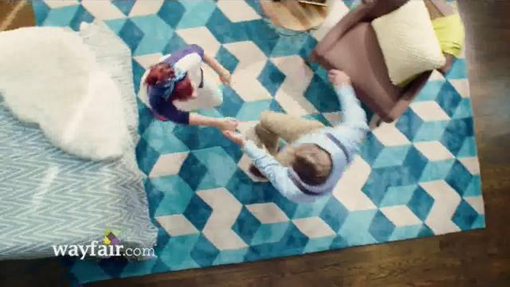 Wayfair TV Commercial, 'Just What I Need'