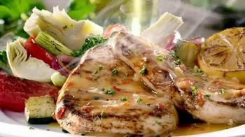 Olive Garden TV Spot, 'Lighter Italian Fare Menu' - Thumbnail 3