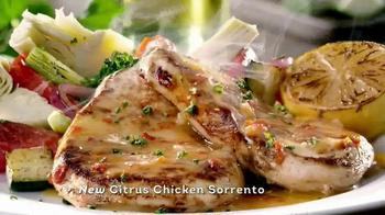 Olive Garden TV Spot, 'Lighter Italian Fare Menu' - Thumbnail 4