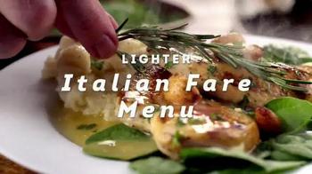 Olive Garden TV Spot, 'Lighter Italian Fare Menu' - Thumbnail 6