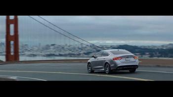 2015 Chrysler 200 TV Spot, 'Swedish Safety, Five Star' - Thumbnail 7