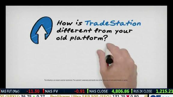 TradeStation TV Spot, 'Real Trader Stories: Difference From Old Platform' - Thumbnail 1