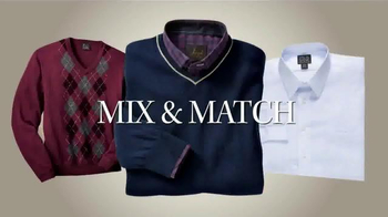 JoS. A. Bank TV Spot, 'Mix & Match 3 For $99' - Thumbnail 7