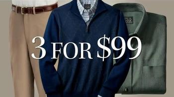 JoS. A. Bank TV Spot, 'Mix & Match 3 For $99' - Thumbnail 8