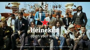 Heineken TV Spot, 'UEFA Champions League: Reception' Song by Rita Pavone - Thumbnail 10