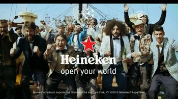 Heineken TV Spot, 'UEFA Champions League: Reception' Song by Rita Pavone - Thumbnail 9