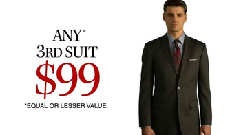 JoS. A. Bank TV Spot, 'Any 3rd Suit' - Thumbnail 5