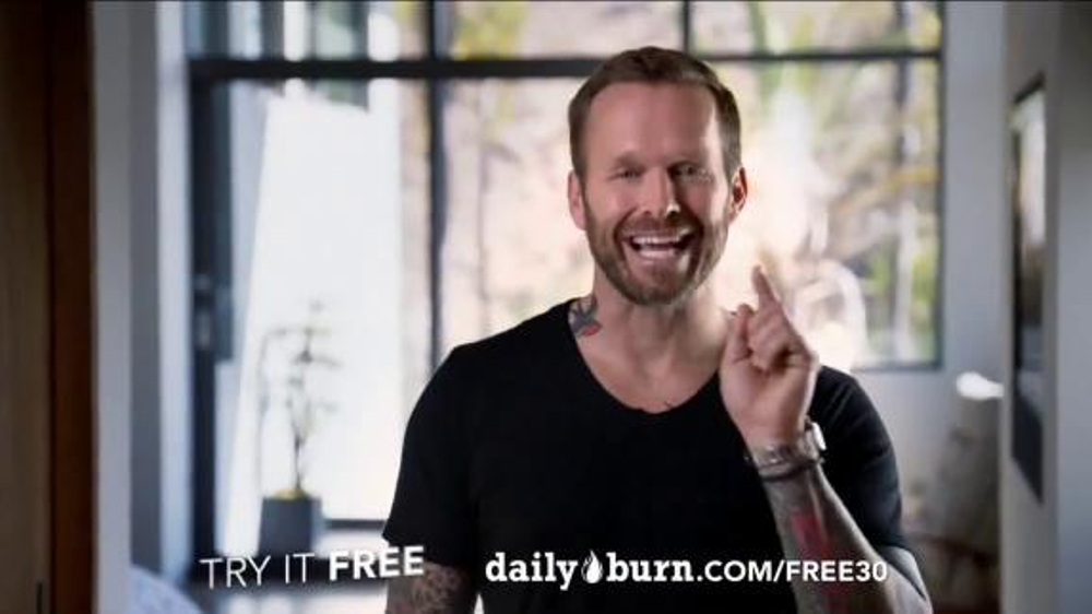 Daily Burn TV Commercial, 'Revolutionary' Featuring Bob Harper