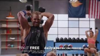 Daily Burn TV Spot, 'Revolutionary' Featuring Bob Harper - Thumbnail 4