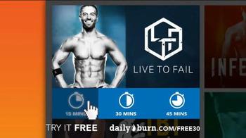 Daily Burn TV Spot, 'Revolutionary' Featuring Bob Harper - Thumbnail 5
