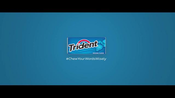 Trident TV Spot, 'The Chew Life: Orly' - Thumbnail 9
