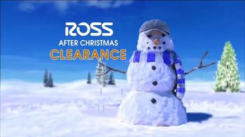Ross After Christmas Clearance TV Spot, 'Hot Mark Downs'