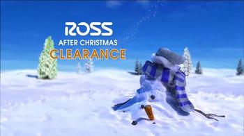 Ross After Christmas Clearance TV Spot, 'Hot Mark Downs' - Thumbnail 5