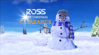 Ross After Christmas Clearance TV Spot, 'Hot Mark Downs' - Thumbnail 3