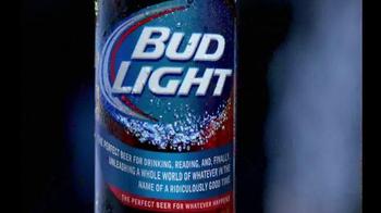 Bud Light TV Spot, 'The Journey to Whatever: #UpForWhatever Bottle' - Thumbnail 9