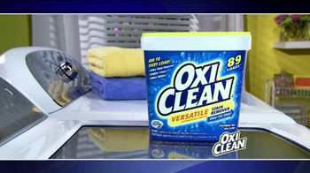 OxiClean Versatile TV Spot, 'Only One' - Thumbnail 1