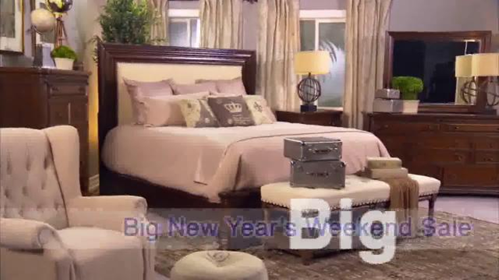 Mor Furniture Big New Year S Weekend Sale Tv Commercial Big