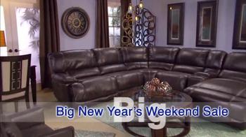 Mor Furniture Big New Year's Weekend Sale TV Spot, 'Big Savings' - Thumbnail 9