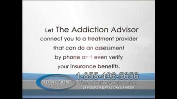 The Addiction Advisor TV Spot, 'Beat Your Addiction' - Thumbnail 8