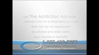 The Addiction Advisor TV Spot, 'Beat Your Addiction' - Thumbnail 9