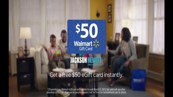 Walmart TV Spot, 'Jackson Hewitt Tax Time' - Thumbnail 7