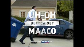 Maaco Half Off Paint Sale TV Spot, 'Uh-oh, Better Get Maaco' - Thumbnail 6