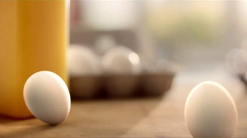 Pillsbury Grands! Flaky Layers TV Spot, 'Eggs & Biscuits' - Thumbnail 1