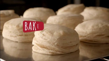 Pillsbury Grands! Flaky Layers TV Spot, 'Eggs & Biscuits' - Thumbnail 5