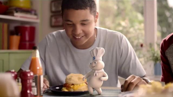 Pillsbury Grands! Flaky Layers TV Spot, 'Eggs & Biscuits' - Thumbnail 7
