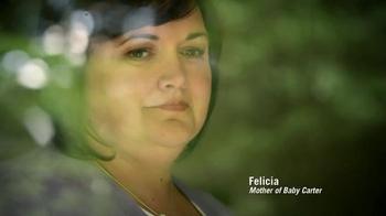 Sounds of Pertussis TV Spot, 'Baby Carter' Featuring Sarah Michelle Gellar - Thumbnail 4