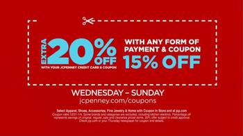 JCPenney Big Bonus Sale TV Spot, 'The Deals are Still Hot' - Thumbnail 4