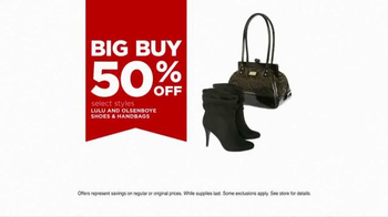 JCPenney Big Bonus Sale TV Spot, 'The Deals are Still Hot' - Thumbnail 7