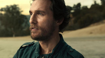 2015 Lincoln MKZ Hybrid TV Spot, 'Balance' Featuring Matthew McConaughey - 1394 commercial airings