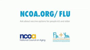 National Council on Aging TV Spot, 'Flu + You' Featuring Judith Light - Thumbnail 9