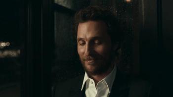 2015 Lincoln MKZ TV Spot, 'Diner' Featuring Matthew McConaughey - Thumbnail 6