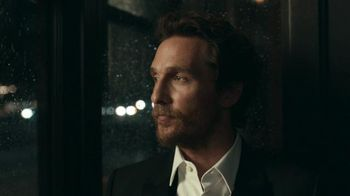 2015 Lincoln MKZ TV Spot, 'Diner' Featuring Matthew McConaughey - 1236 commercial airings