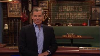 SportsJeopardy.com TV Spot, 'Three Kinds of Fans' Featuring Dan Patrick - Thumbnail 1