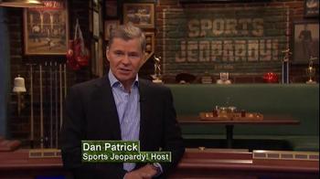 SportsJeopardy.com TV Spot, 'Three Kinds of Fans' Featuring Dan Patrick