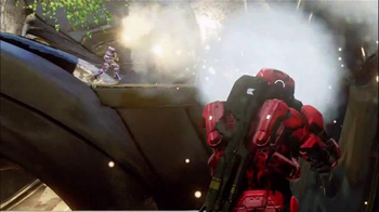 Halo 5: Guardians TV Spot, 'MP Beta Trailer' - 16 commercial airings