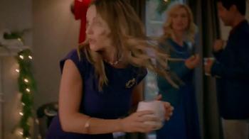 Dunkin' Donuts K-Cup Packs TV Spot, 'Santa Drops By' - Thumbnail 2
