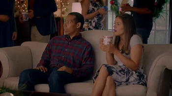 Dunkin' Donuts K-Cup Packs TV Spot, 'Santa Drops By' - Thumbnail 3