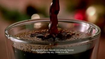 Dunkin' Donuts K-Cup Packs TV Spot, 'Santa Drops By' - Thumbnail 8