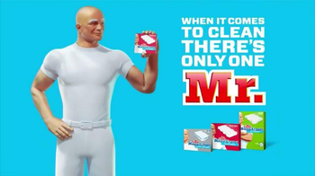 Mr. Clean Magic Eraser TV , 'Magician' - Thumbnail 10