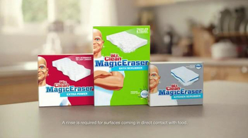 Mr. Clean Magic Eraser TV , 'Magician' - Thumbnail 6