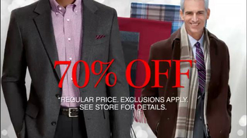 JoS. A. Bank TV Spot, 'Save on Wool' - Thumbnail 5